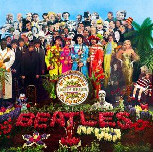 בין מוזיקה לקריאייטיב, אמבד, מועדון תרבות // הביטלס, Sgt. Pepper's Lonely Hearts Club Band, 1967