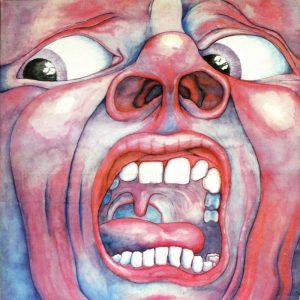 בין מוזיקה לקריאייטיב, אמבד, מועדון תרבות // קינג קרימזון, In The Court Of The Crimson King, 1969