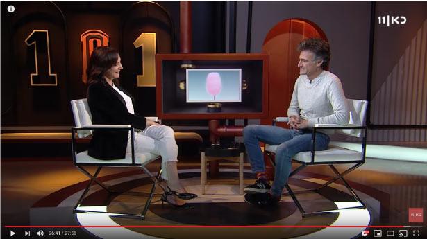 תוכנית הטלוויזיה חדר 101 // צילום מסך