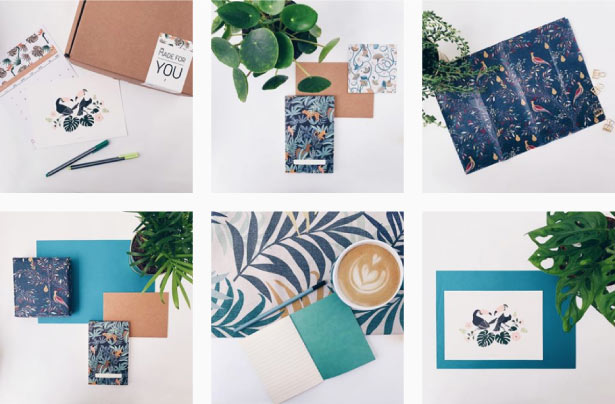 מתוך עמוד האינסטגרם של momento boxes // צילום מסך // מתנות למעצבים